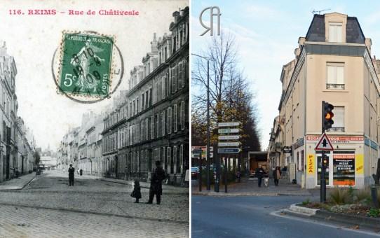 La rue de Châtivesle