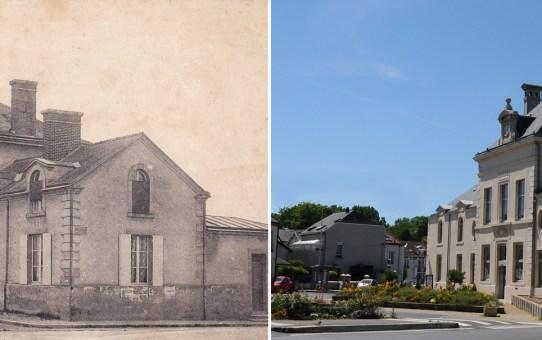 La Mairie de Saint-Brice-Courcelles avant la Grande Guerre