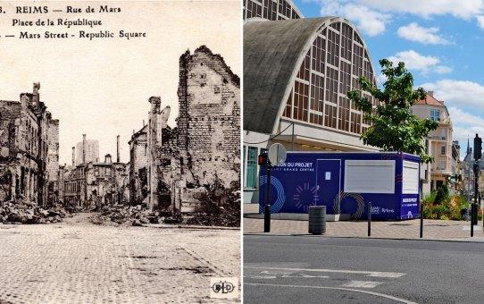 Rue de Mars, place de la République