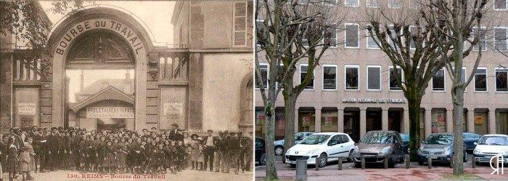 Bourse du Travail Reims