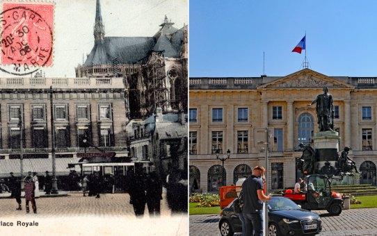 La place Royale en 1906