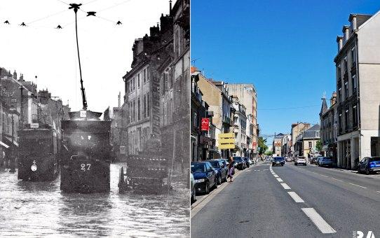 Les inondations du faubourg Cérès