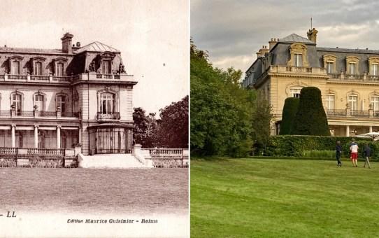 le Château des Crayères a ouvert ses portes à tous à l'occasion du 11e marché annuel des producteurs.