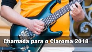 Ciaroma III (2018) – Apresentação com o Jhala