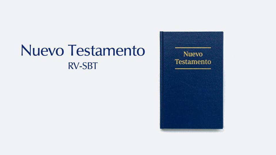 nuevo testamento RV:SBT