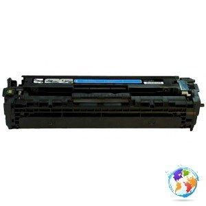 HP CB541A 125A Cyan Umplere HP Colour LaserJet CP1515n