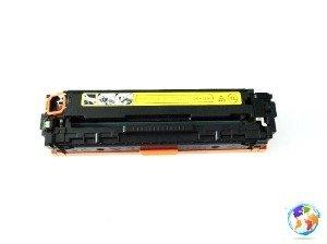 HP CB542A 125A Yellow Umplere HP Color Laserjet CP1513
