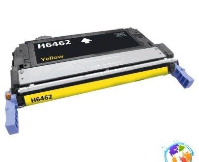 HP Q6462A 644A Yellow Umplere HP Color Laserjet 4730