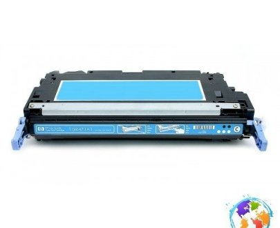 HP Q6471A 502A Cyan Umplere HP Color LaserJet 3600