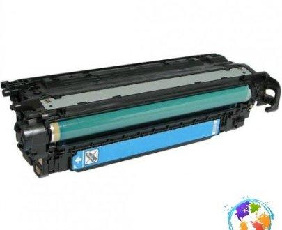HP CE261A 648A Cyan Umplere HP Color LaserJet Enterprise CP4525dn
