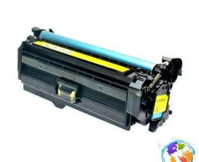 HP CE262A 648A Yellow Umplere HP Color LaserJet Enterprise CP4525n