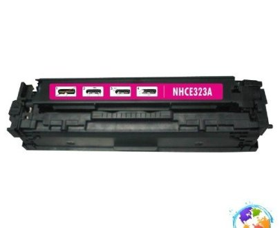 HP CE323A 128A Magenta Umplere HP Color Laserjet CM1415