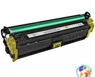 HP CE342A 651A Yellow Umplere HP LaserJet Enterprise 700 color MFP M775f