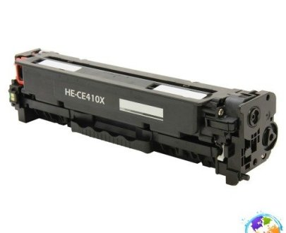HP CE410X 305X Black Umplere HP LaserJet Pro 400 color MFP M475