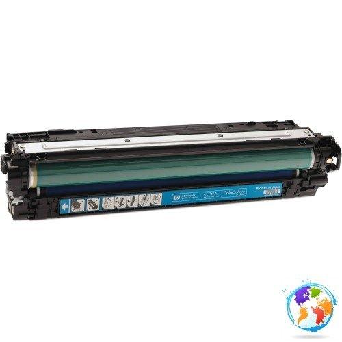 HP CE741A 307A Cyan Umplere HP Color LaserJet Professional CP5225n