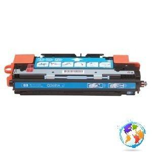 HP Q2681A 311A Cyan Umplere HP Color LaserJet 3750n