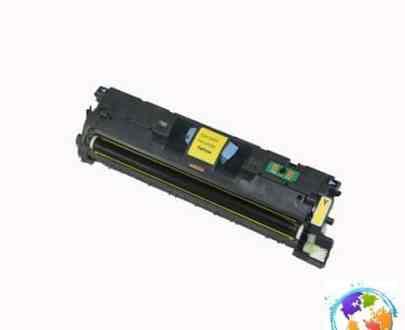 HP Q3962A 122A Yellow Umplere HP Color Laserjet 2840