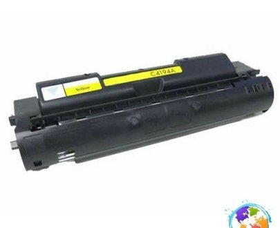 HP C4194A 640A Yellow Umplere HP Color Laserjet 4500DN