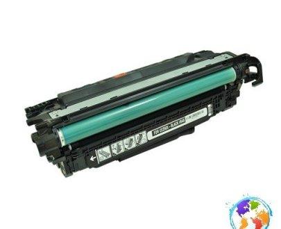 HP CE250X 504X Black Umplere HP Color LaserJet CP3520