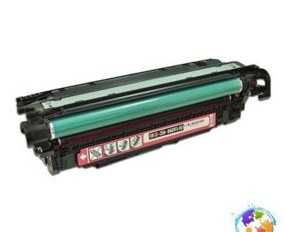 HP CE253A 504A Magenta Umplere HP Color LaserJet CP3525dn