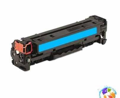 HP CF381A 312A Cyan Umplere HP Color LaserJet Pro MFP M476NW