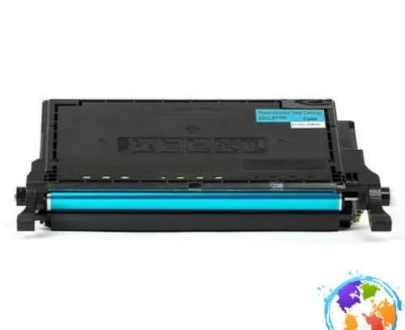 Samsung CLT C609S Cyan Umplere Samsung CLP 770ND