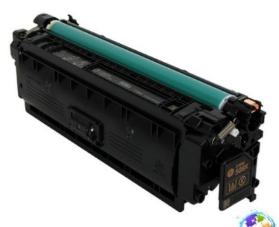 HP CF360X 508X Black Umplere HP Color LaserJet Enterprise Flow MFP M577z