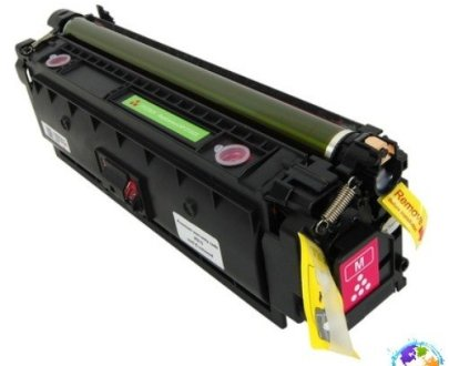 HP CF362X 508X Magenta Umplere HP Color LaserJet Enterprise M553x