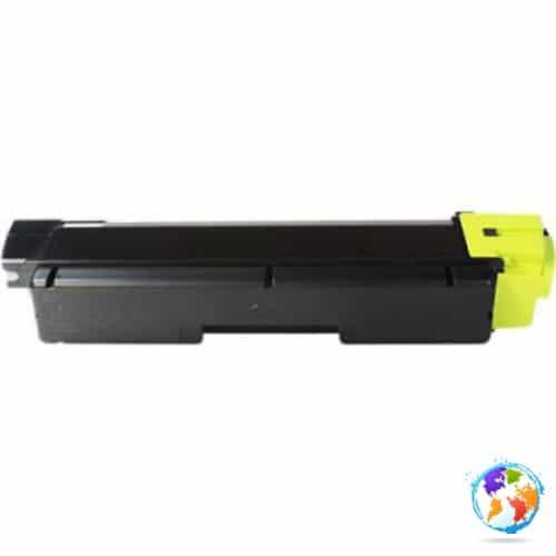 Kyocera TK 590Y Yellow Umplere Kyocera FS C2126MFP