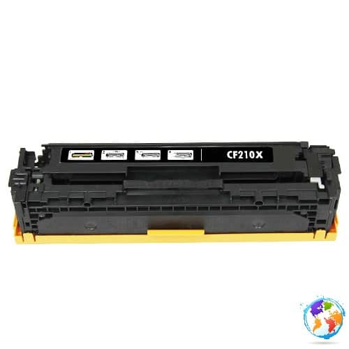 HP CF210X 131X Black Umplere HP LaserJet Pro 200 M251nw