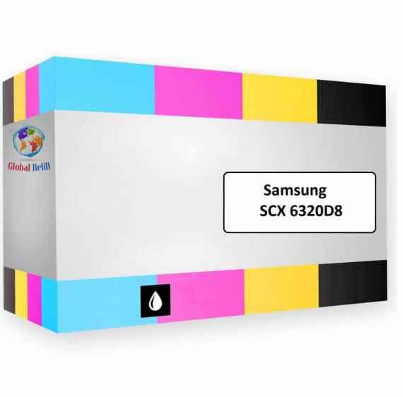 Samsung SCX 6320D8 Compatibil cu: Samsung SCX-6122FN