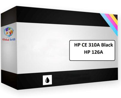 Compatibil HP CE310A 126A Black - HP LaserJet Pro 100 M175A