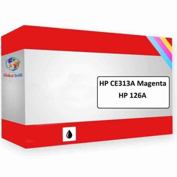 Compatibil HP CE313A 126A Magenta Umplere HP LaserJet Pro CP1012