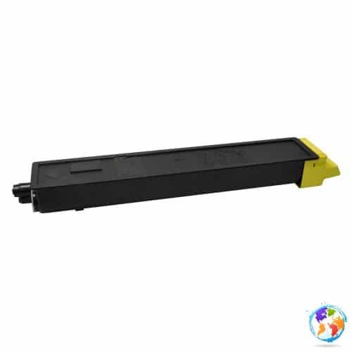 Kyocera TK 895Y Yellow Umplere Kyocera FS C8020MFP