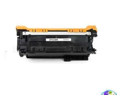 hp CF333A 654A Magenta Umplere HP Color LaserJet Enterprise M651n