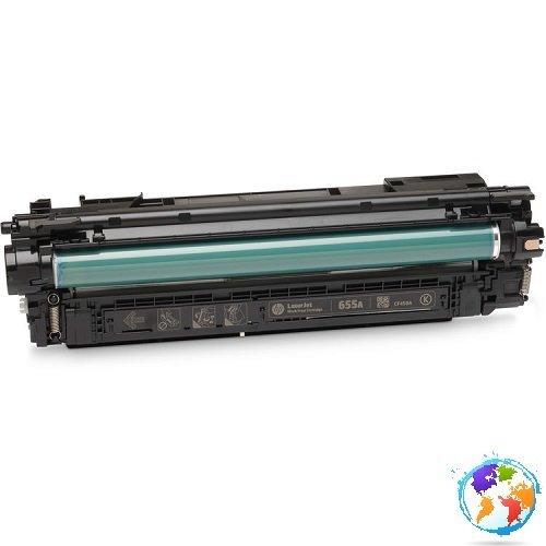 hp CF450A 655A Black Umplere HP Color Laserjet ENTERPRISE M682Z