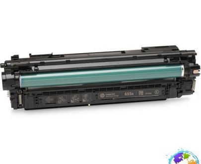hp CF450A 655A Black Umplere HP Color Laserjet ENTERPRISE M682Z