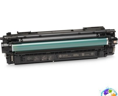 hp CF452A 655A Yellow Umplere HP Color Laserjet ENTERPRISE M653DN