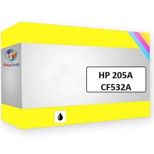 Cartus Compatibil HP CF532A Yellow HP Laserjet pro MFP M180N