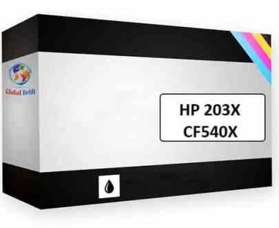HP CF540X 203X Black - HP LaserJet Pro M254DW