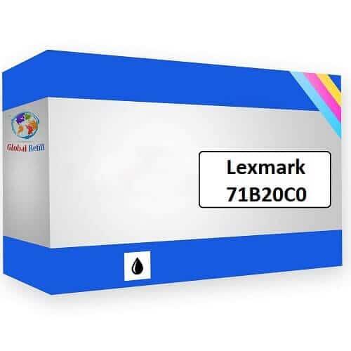 Lexmark 71B20C0 Cyan Lexmark CS517de