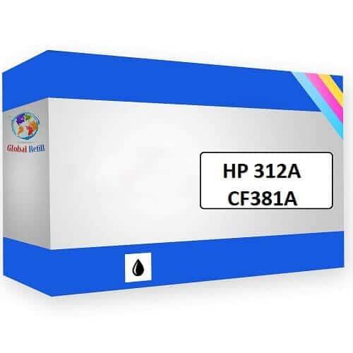 HP CF381A 321A Cyan HP LaserJet Pro MFP M476NW