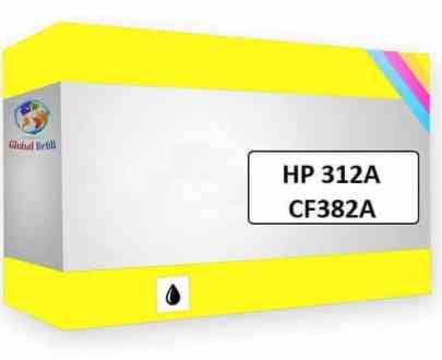 HP CF382A 312A Yellow HP LaserJet Pro MFP M476DW