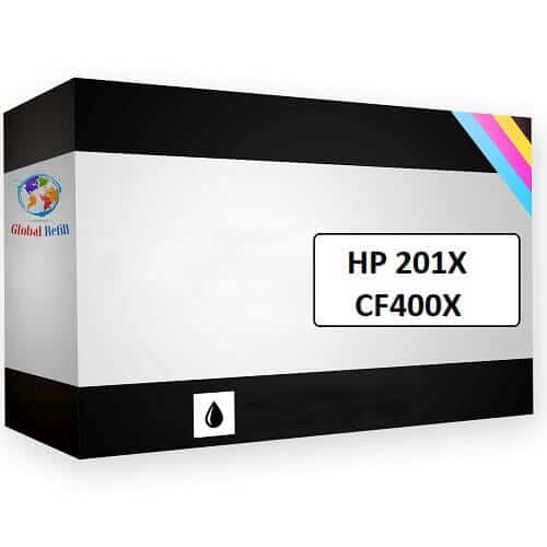 HP CF400X 201X Black HP Color LaserJet Pro MFP M277n