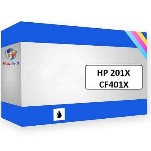 HP CF401X 201X Cyan HP Color LaserJet Pro MFP M277n