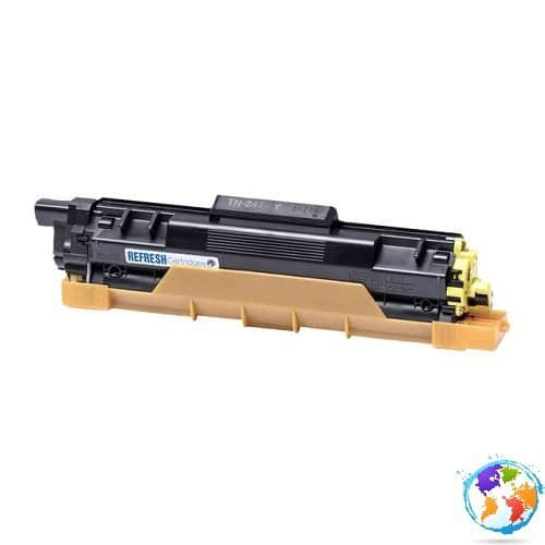 Brother TN 247Y Umplere Brother DCP L3510CDW