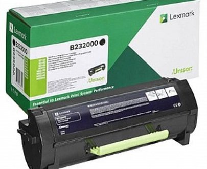 Cartus Original Lexmark B232000
