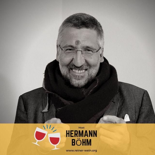 Hermann Böhm, Gastgeber, Reiner Wein Politischer Podcast aus Wien