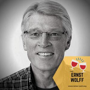 Ernst Wolff Journalist und Publizist, Gast bei Reiner Wein