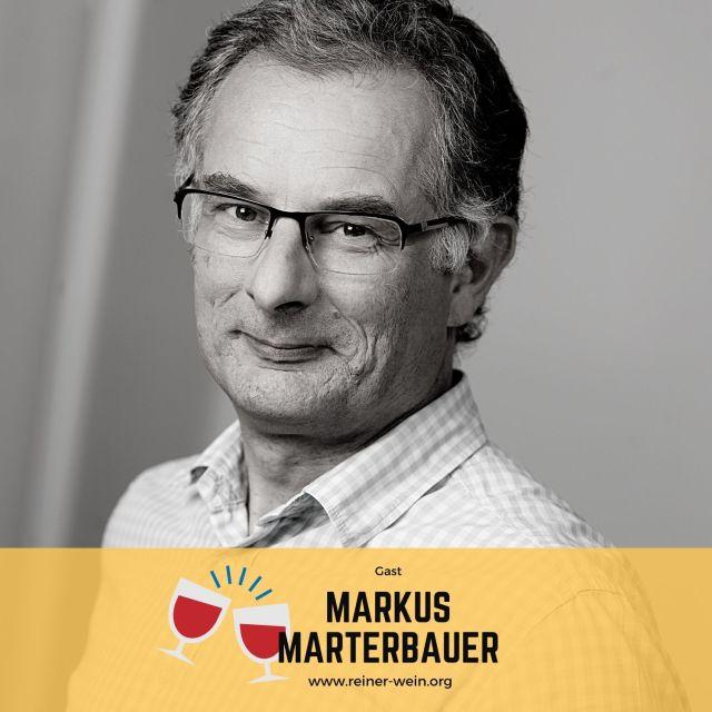 Markus Marterbauer, Nationalökonom der AK Wien, Gast Reiner Wein Politischer Podcast aus Wien